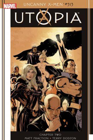 Uncanny X-Men #513