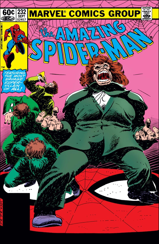 The Amazing Spider-Man (1963) #232