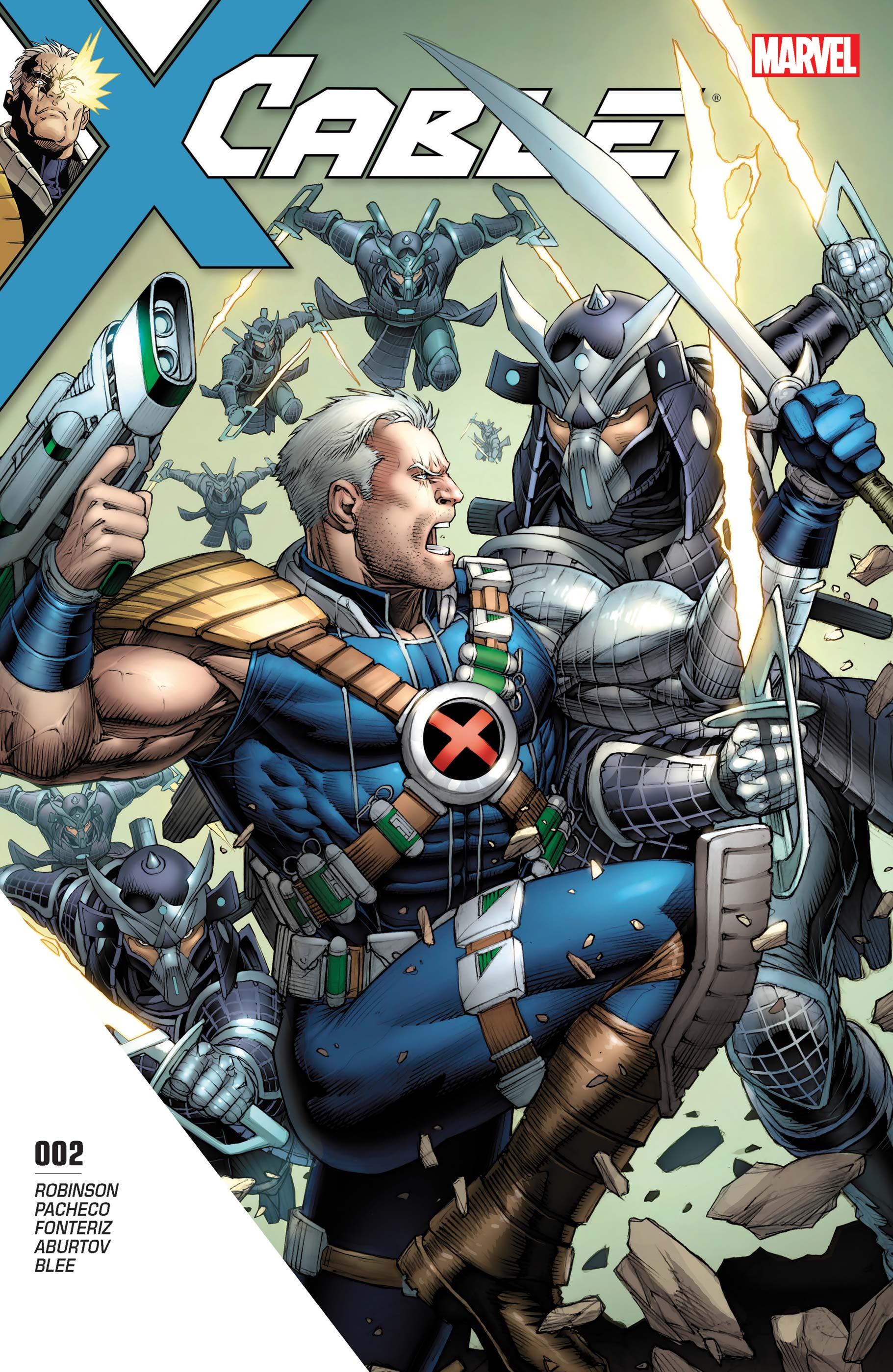 Cable (2017) #2