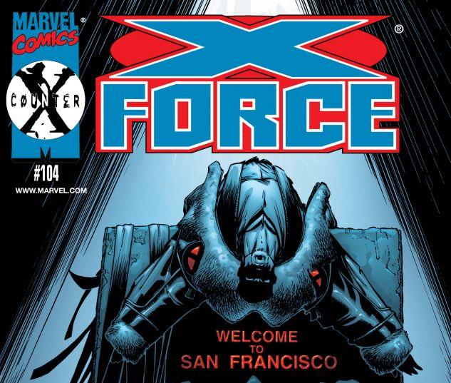 X-FORCE (1991) #104