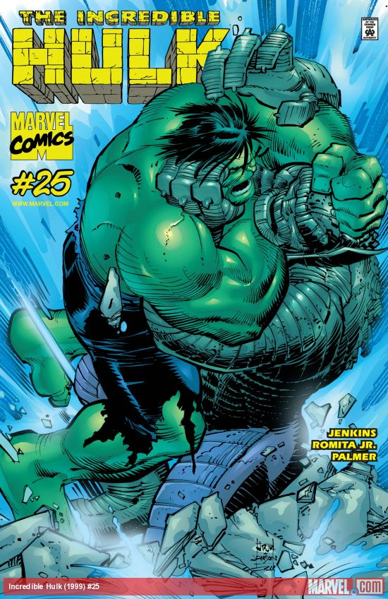 Incredible Hulk (1999) #25