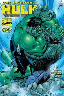Incredible Hulk (1999) #25