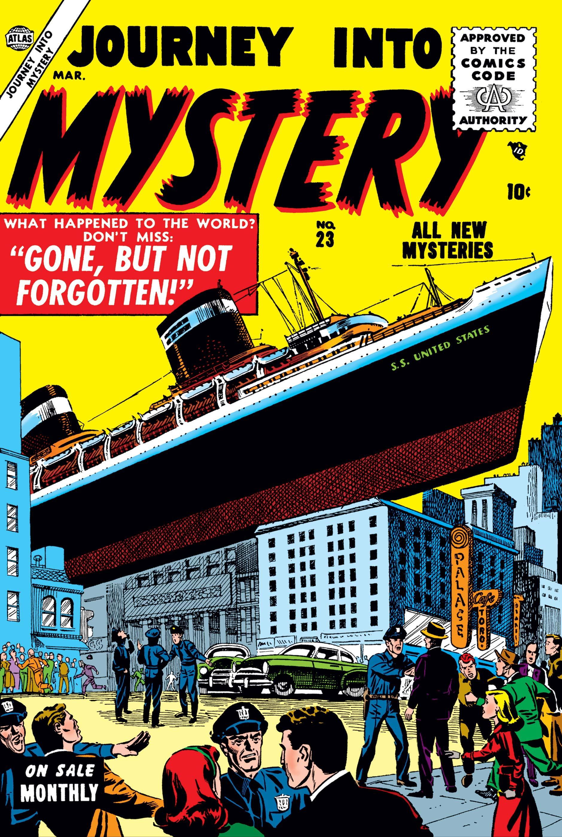 Journey Into Mystery (1952) #23