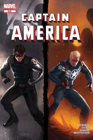 Captain America #619