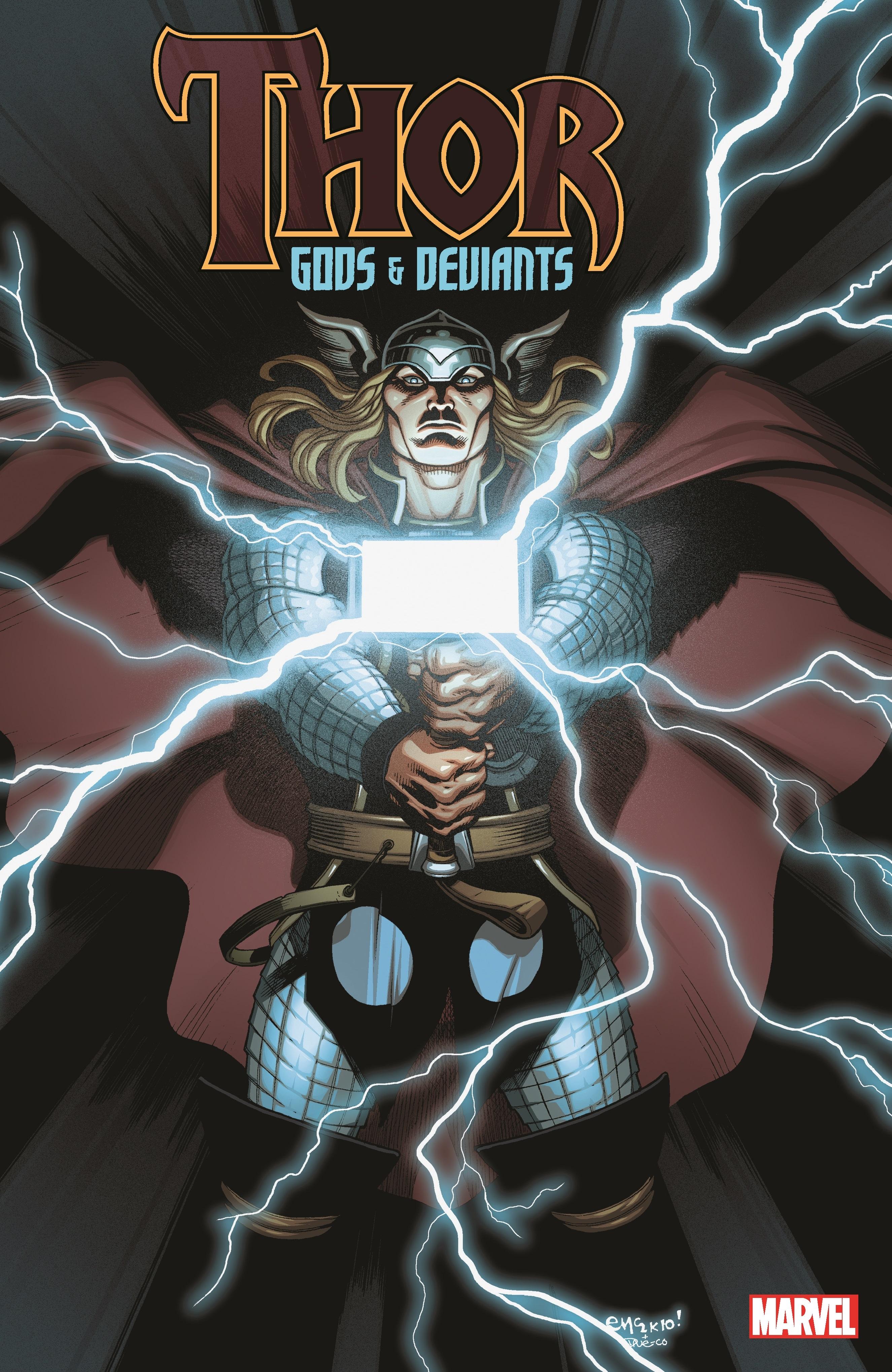 Thor: Gods & Deviants (Trade Paperback)