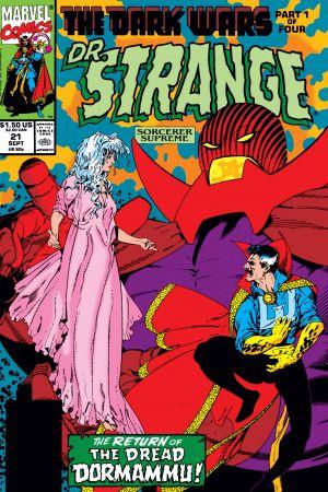 Doctor Strange, Sorcerer Supreme (1988) #21