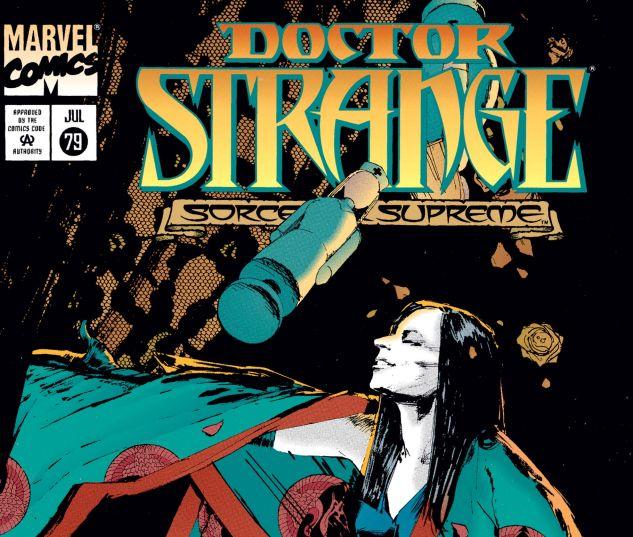 DOCTOR STRANGE, SORCERER SUPREME #79
