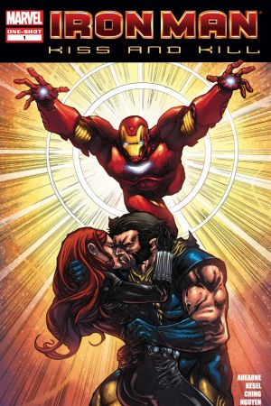 Iron Man: Kiss and Kill (2010) #1