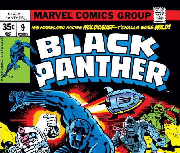 Black Panther (1977) #9