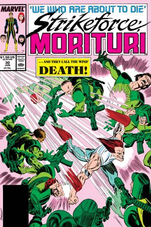 Strikeforce: Morituri (1986) #30