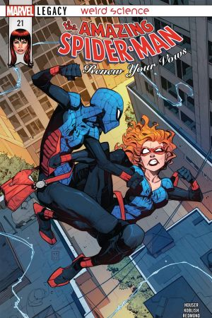 Amazing Spider-Man: Renew Your Vows #21