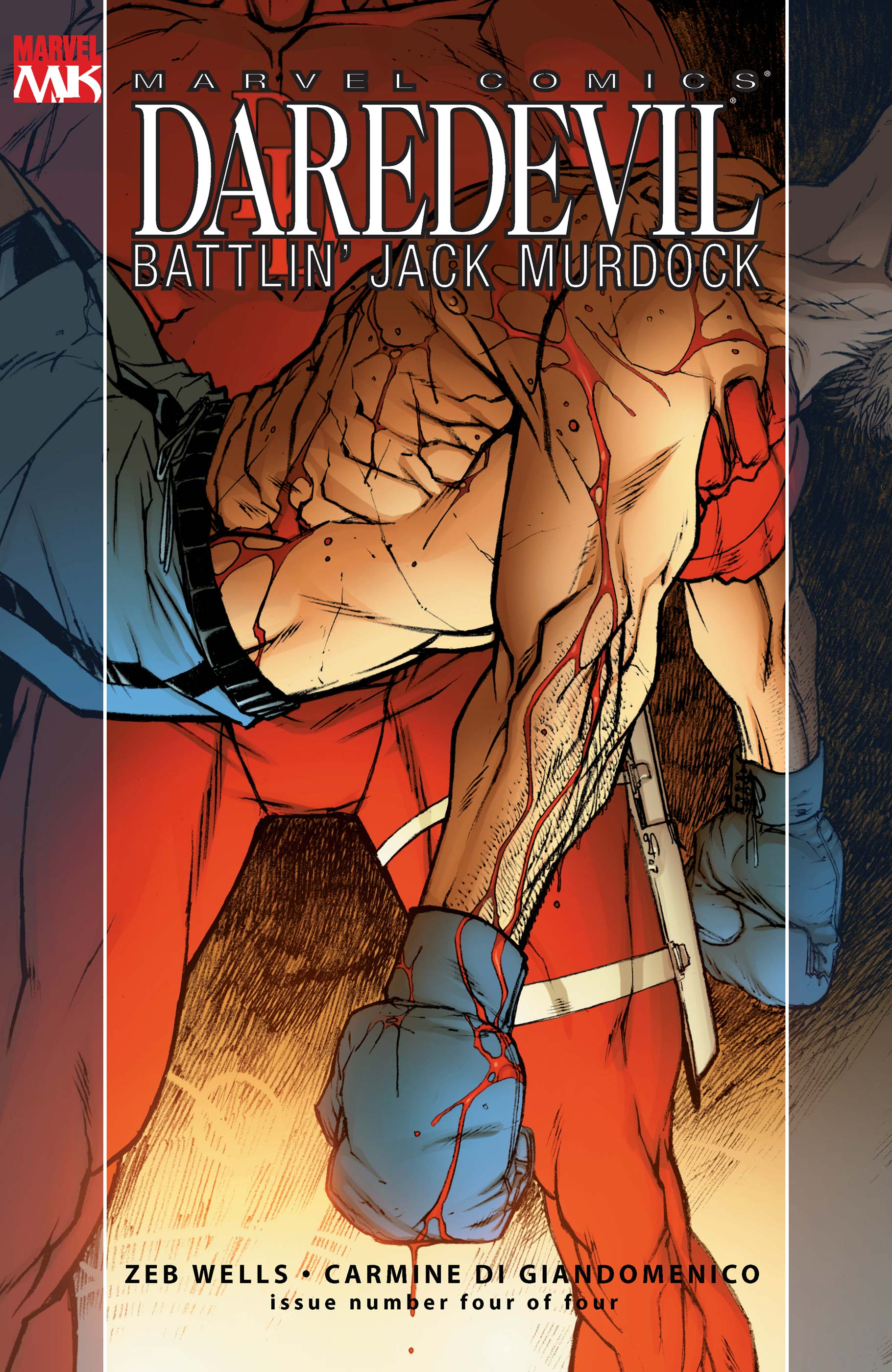 Daredevil: Battlin' Jack Murdock (2007) #4