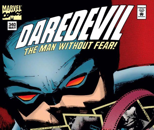 cover from Daredevil (1964) #340