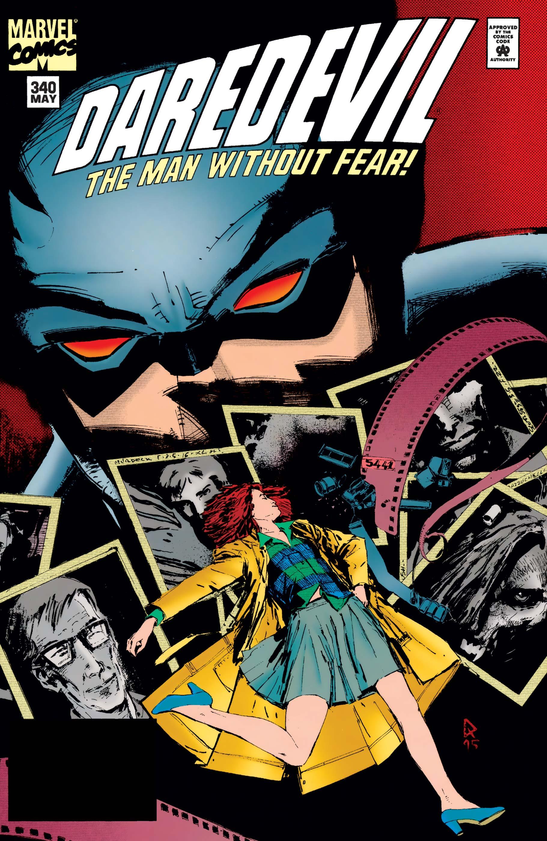 Daredevil (1964) #340