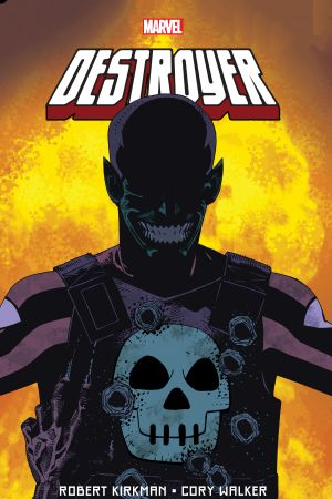 Destroyer by Robert Kirkman (Trade Paperback)