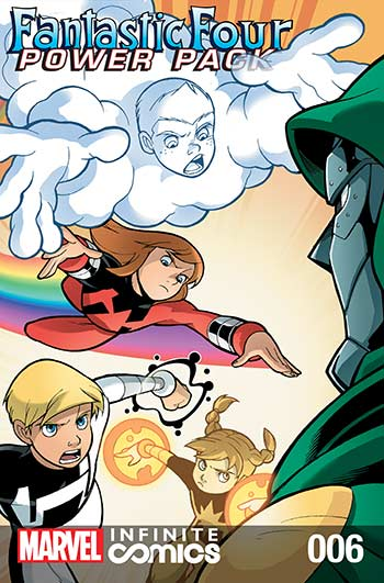 Fantastic Four and Power Pack (2018) #6