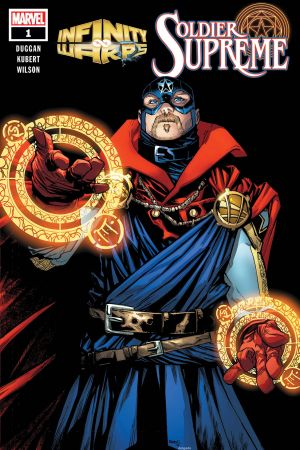 Infinity Wars: Soldier Supreme #1
