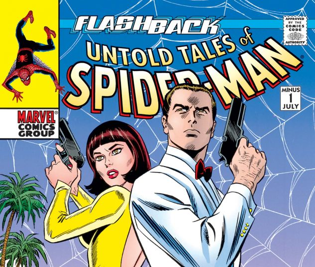 Untold Tales of Spider-Man (1995) #-1