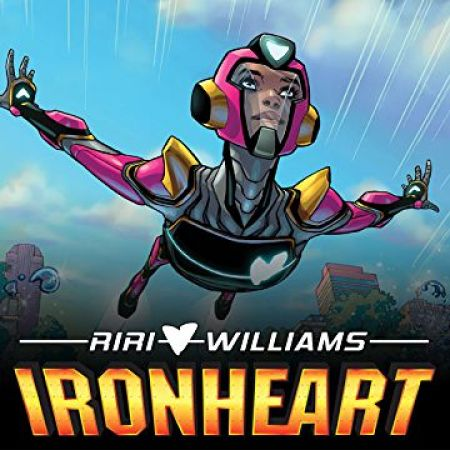 Ironheart (2018 - 2019)