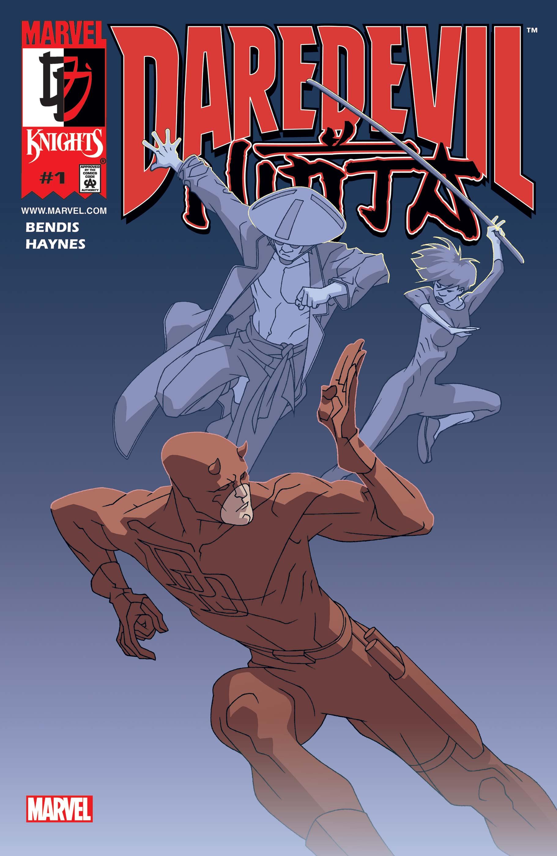 Daredevil: Ninja (2000) #1