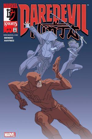 Daredevil: Ninja #1