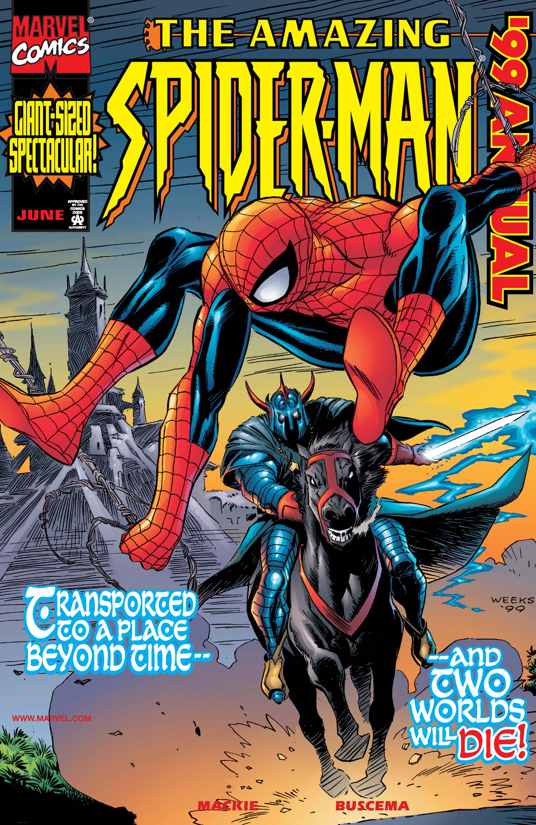 Amazing Spider-Man Annual (1999) #1