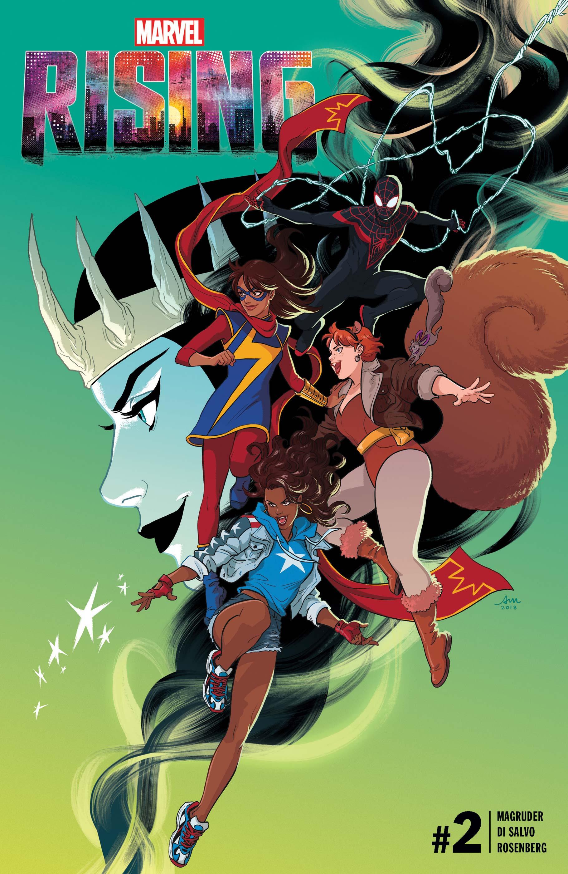 Marvel Rising (2019) #2