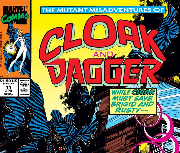 The Mutant Misadventures of Cloak and Dagger #11