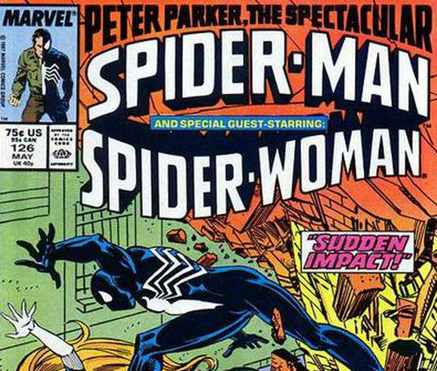 Peter Parker, the Spectacular Spider-Man #126