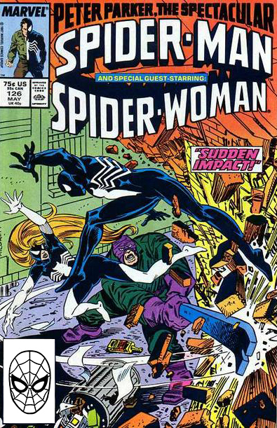 Peter Parker, the Spectacular Spider-Man (1976) #126