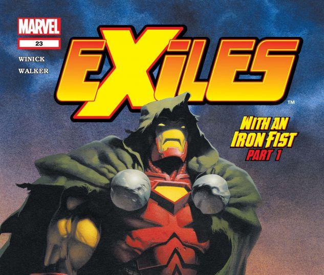 EXILES (2001) #23