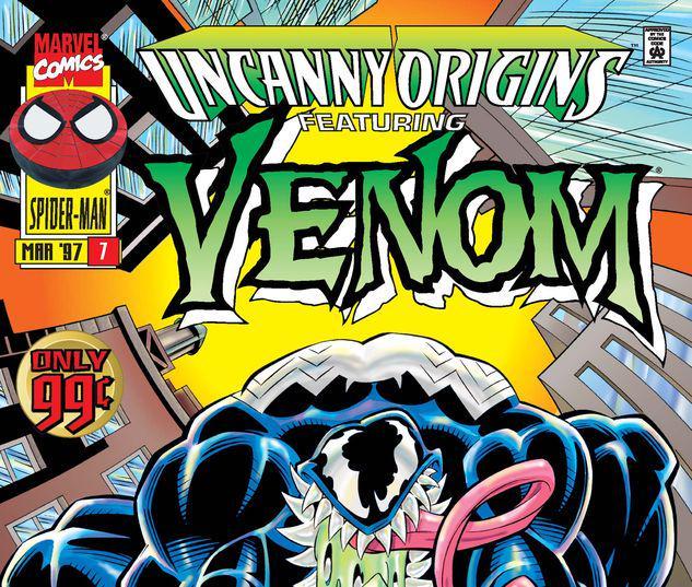 Uncanny Origins #7