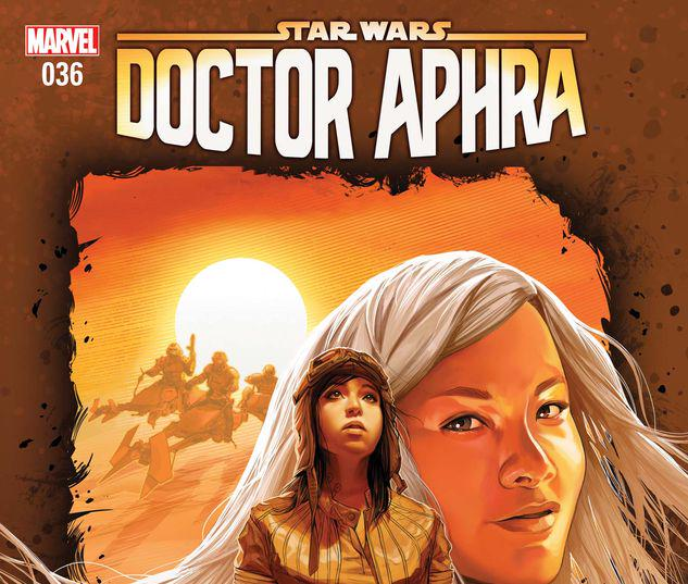 Star Wars: Doctor Aphra #36