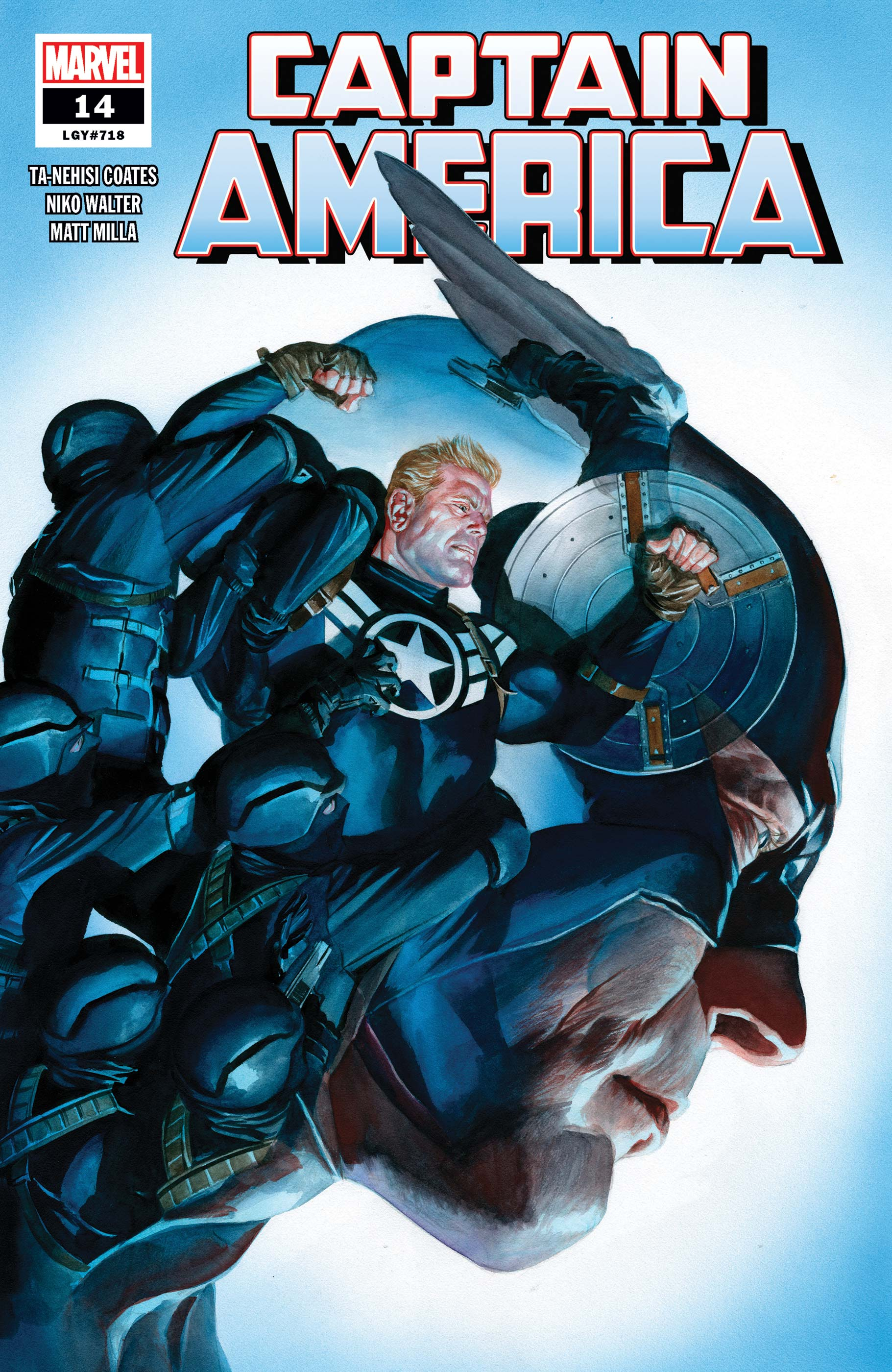 Captain America (2018) #14
