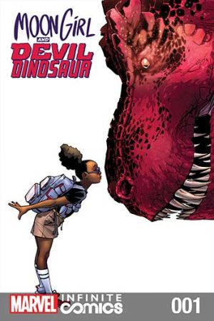 Moon Girl and Devil Dinosaur (2019) #1