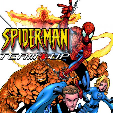 MARVEL AGE SPIDER-MAN TEAM-UP (2000)