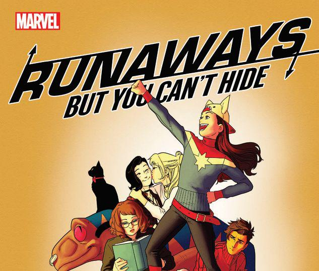 RUNAWAYS BY RAINBOW ROWELL VOL. 4: BUT YOU CAN'T HIDE TPB #4