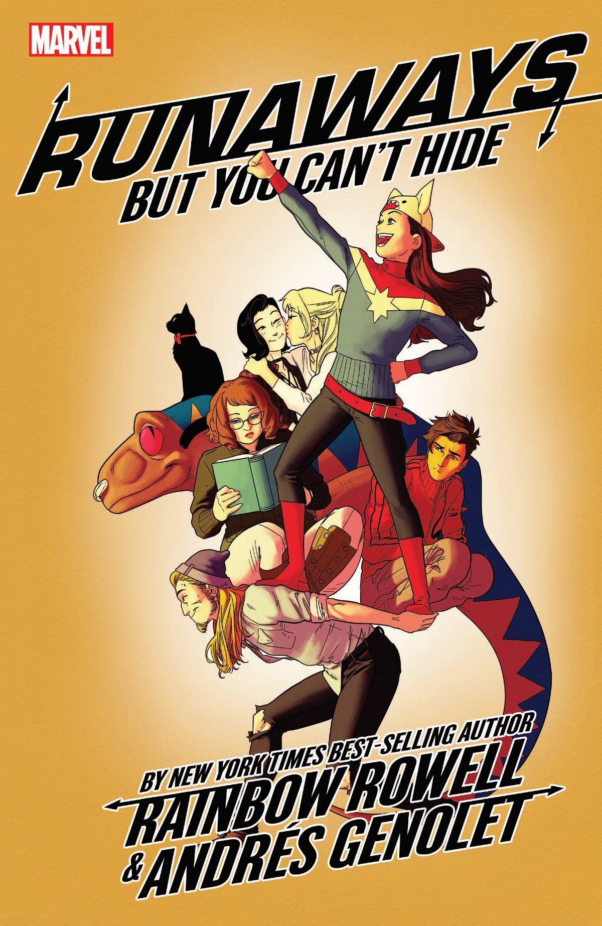 Runaways by Rainbow Rowell Vol. 4: But You Can't Hide (Trade Paperback)