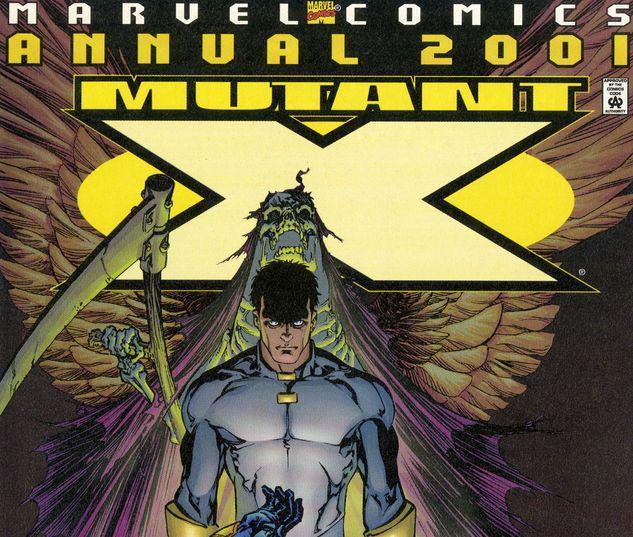 MUTANT X ANNUAL 1 #1