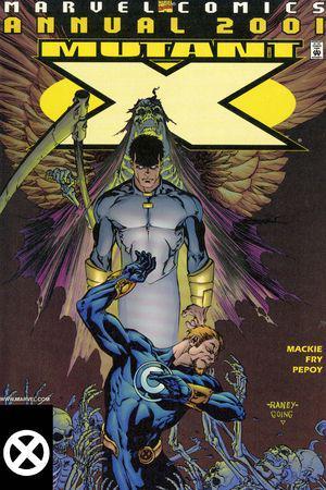 Mutant X Annual (2001) #1