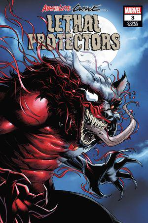 Absolute Carnage: Lethal Protectors (2019) #3 (Variant)