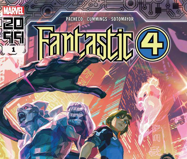 FANTASTIC FOUR 2099 1 #1