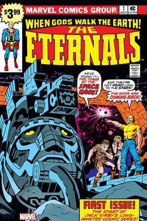 Eternals: Facsimile Edition (2019) #1