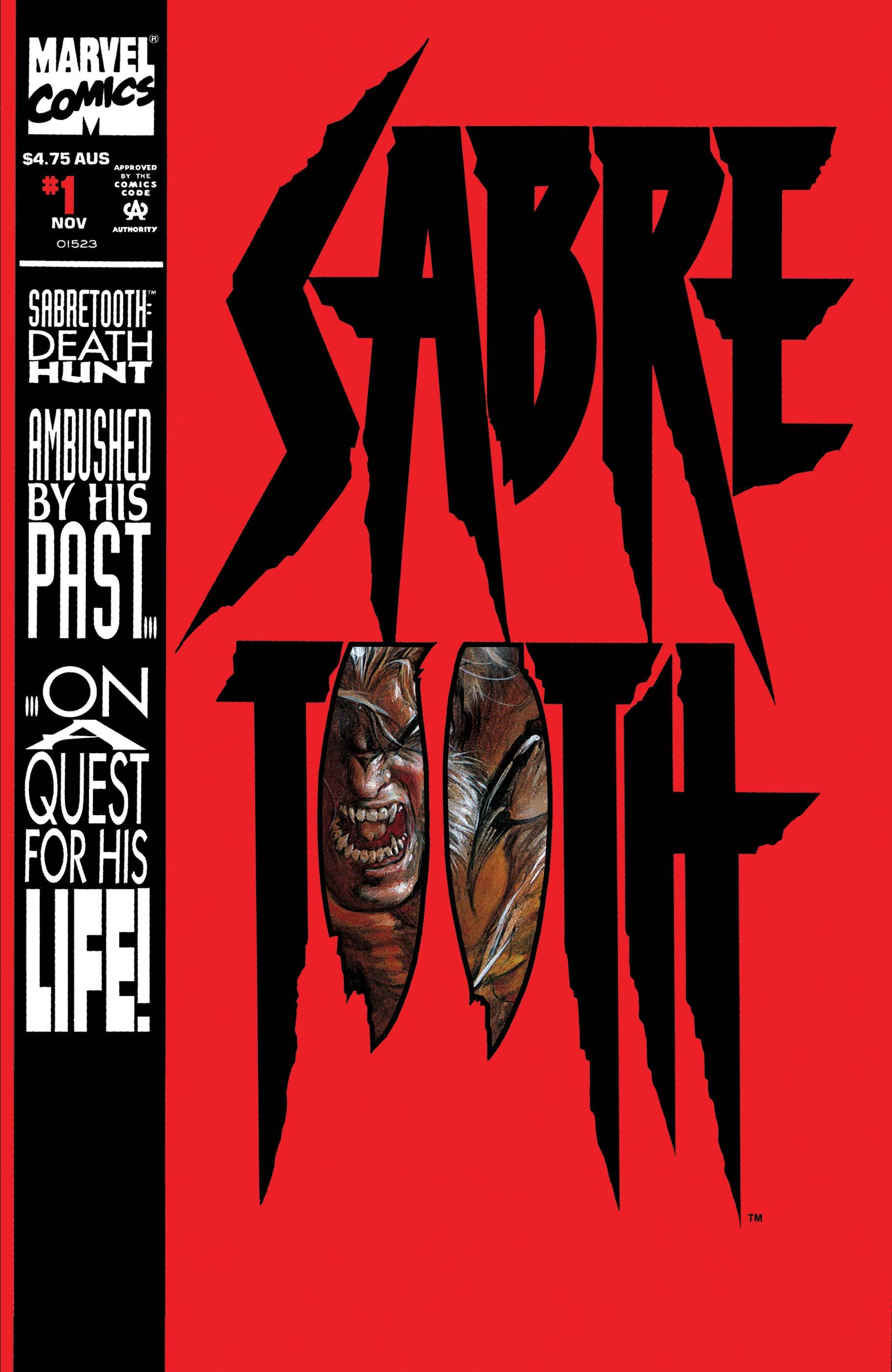 Sabretooth (1993) #1