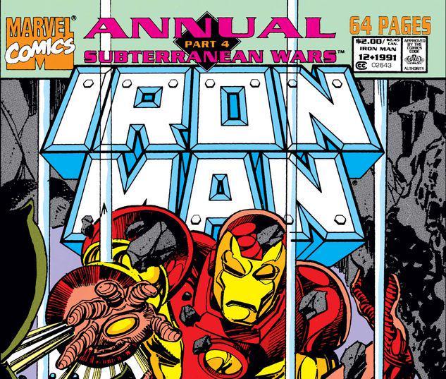 Iron Man Annual #12