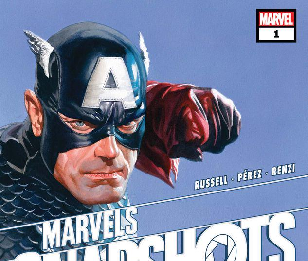 CAPTAIN AMERICA: MARVELS SNAPSHOTS 1 #1