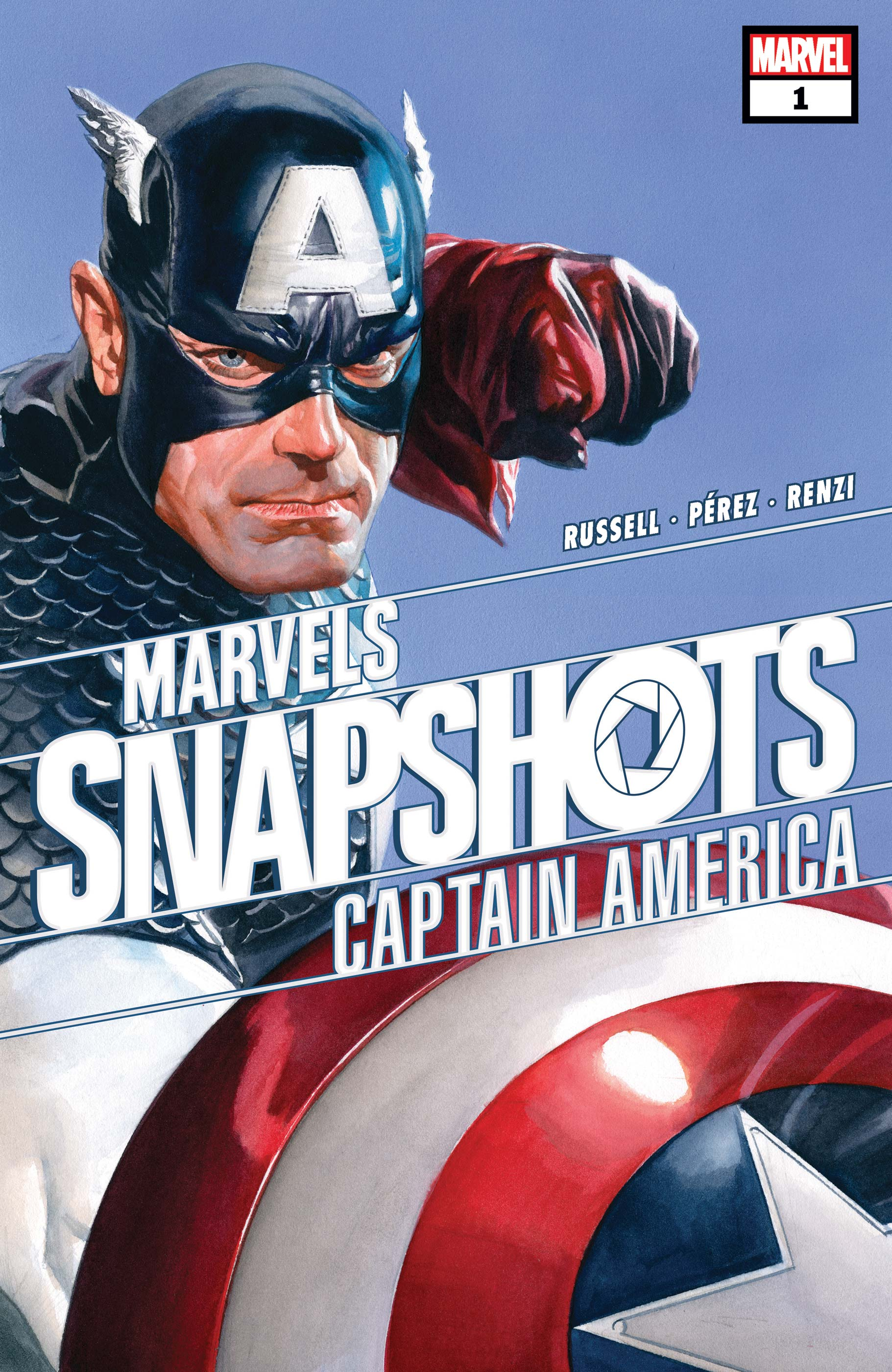 Captain America: Marvels Snapshots (2020) #1