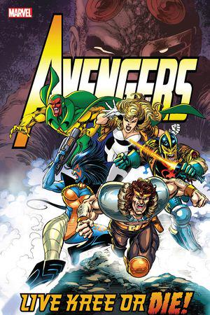 Avengers: Live Kree or Die (Trade Paperback)