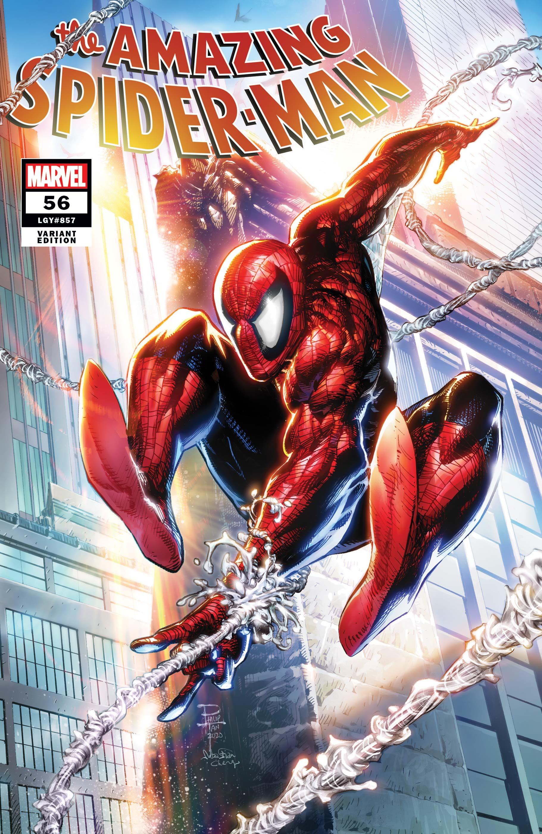 The Amazing Spider-Man (2018) #56 (Variant)