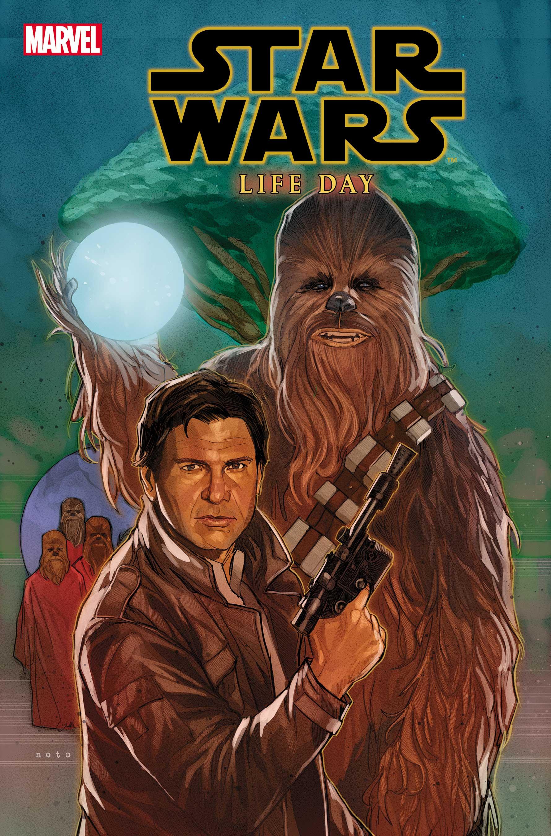 STAR WARS: LIFE DAY 1 (2021) #1